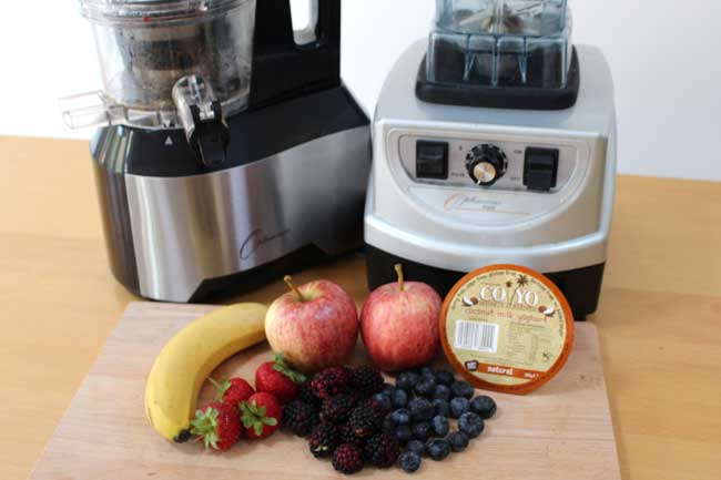 Juicing: Freezer Pleaser Smoothie