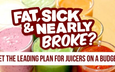 Budget Juice Reboot – Free 7 Day Juice Plan for Juicers on a Budget