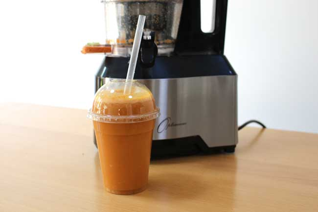 Juicing: Sweet Potato Pie Juice Recipe