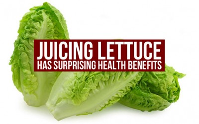 Juicing Lettuce Has Surprising Health Benefits