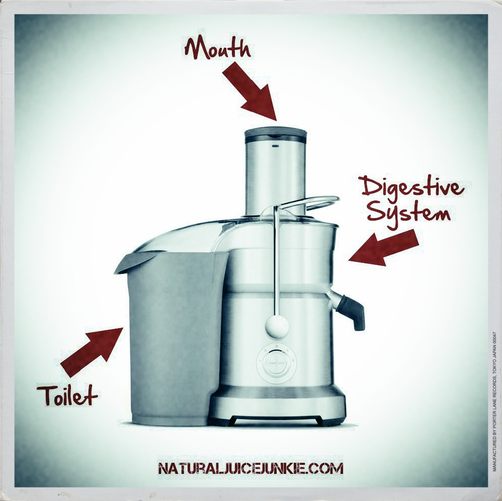Anatomy of a Juicer