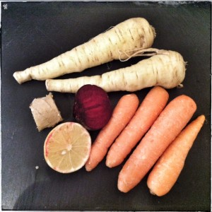 Juicing - Strictly Roots Ingredients