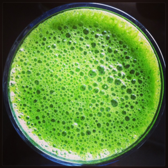 Do Green Juices Cut Diabetes Risk?