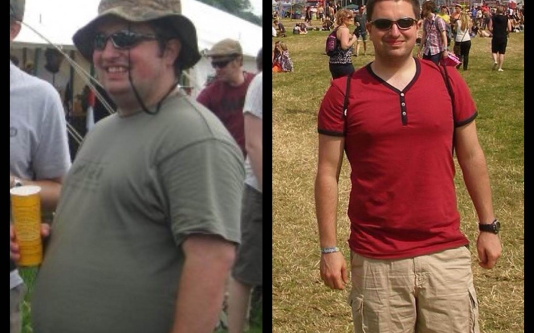 Juicing Weight Loss: Jason Loses 105 Pounds