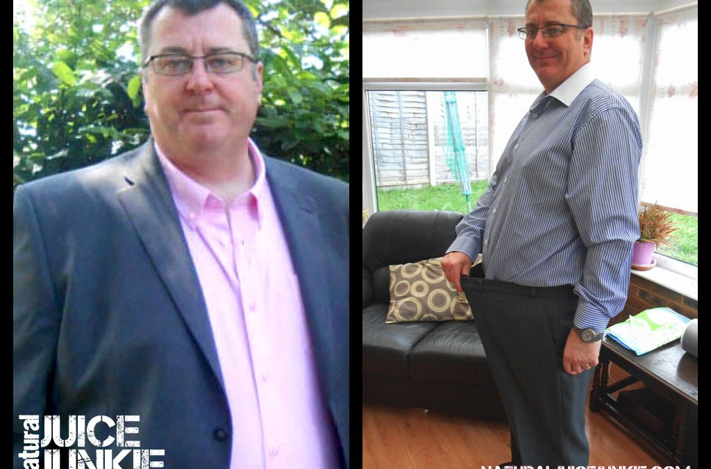 Juicing: Mark Loses 42 Pounds and Stops Gout Pain