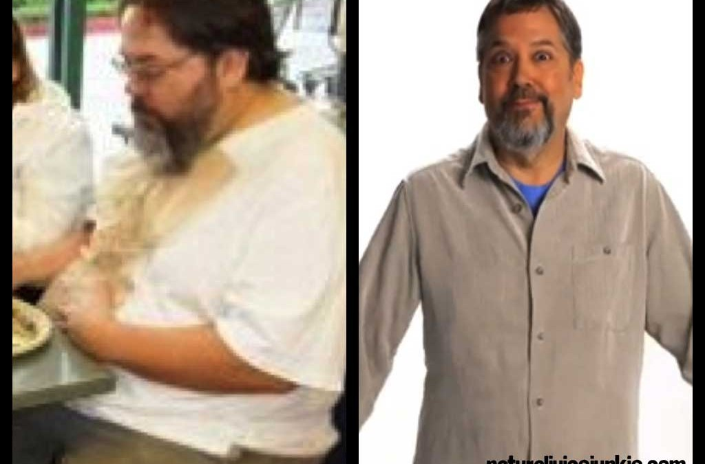 "Dan Loses 143 Pounds and ""Can Have Sex Again"""