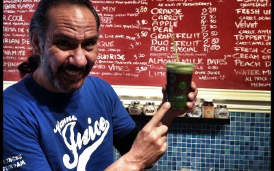 "Jay's Juices: ""I've Lived on Juice Since 1999. Twice a week I have a meal"""