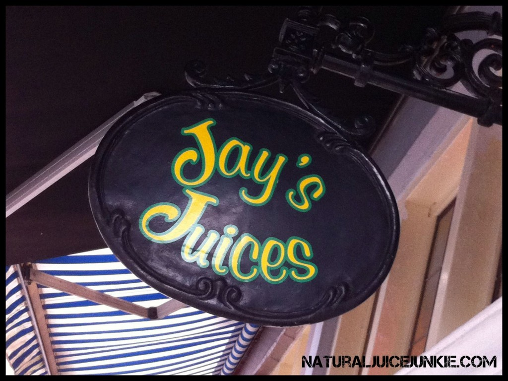"Jay's Juices: ""I've Lived on Juice Since 1999, Twice a week I have a meal"""