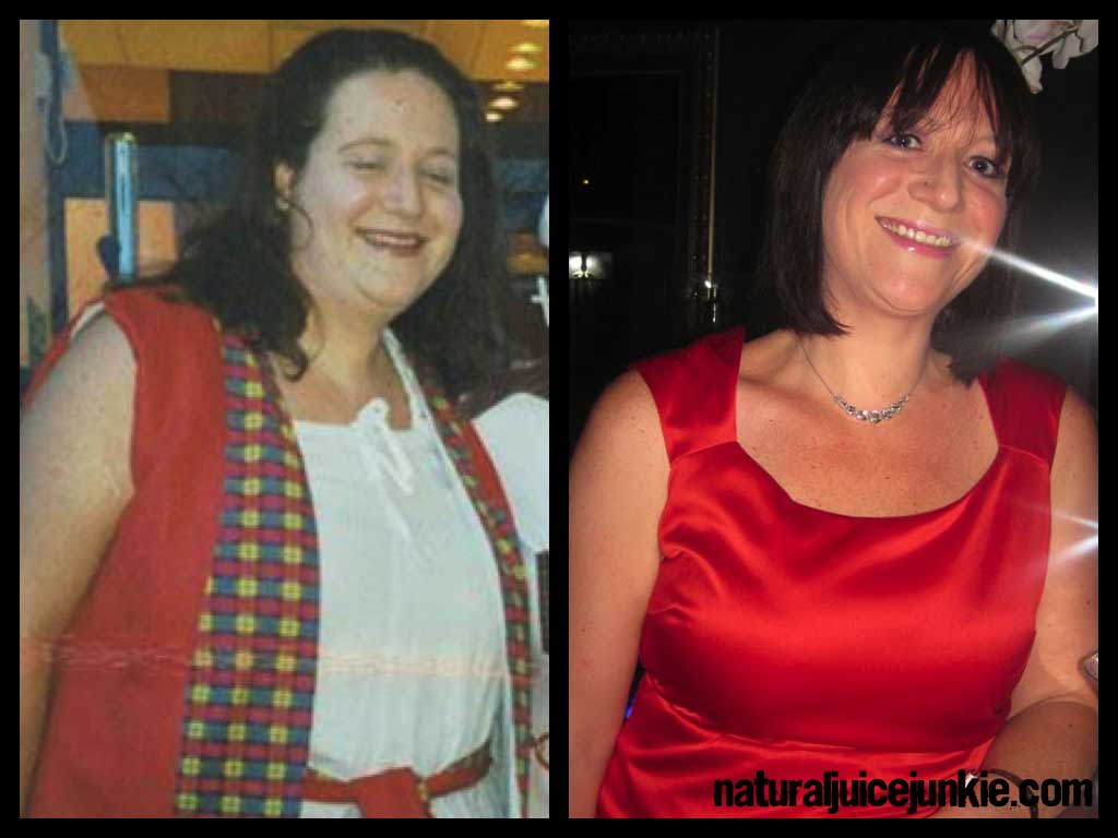 Juicing for Weight Loss: Paula Loses 126 Pounds (57 kgs)