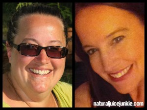 Facing a gastric bypass Tanya chooses juicing for weight loss