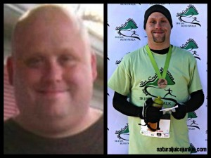 Brian Achieves 185 Pound Juicing Weight Loss and his MS Relapses Have Stopped!