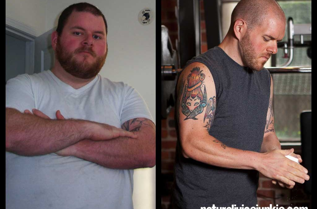 """I Once Was Fat But Now I See"" – Zach Loses 115 Pounds and Becomes a Personal Trainer"