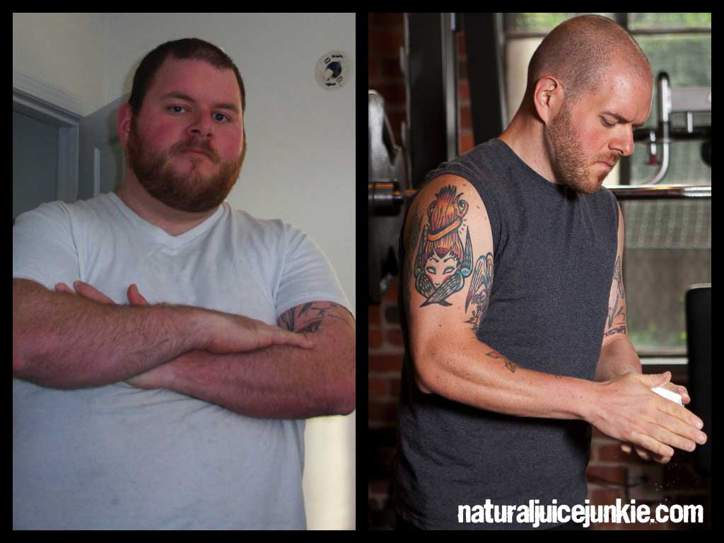 Juicing Success Story: Zach Loses 115 Pounds and Becomes a Personal Trainer