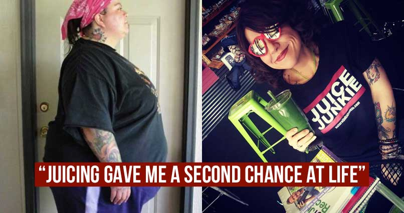 """Juicing Gave Me a Second Chance at Life"" – Kitten Achieves 250 Pound Weight Loss"
