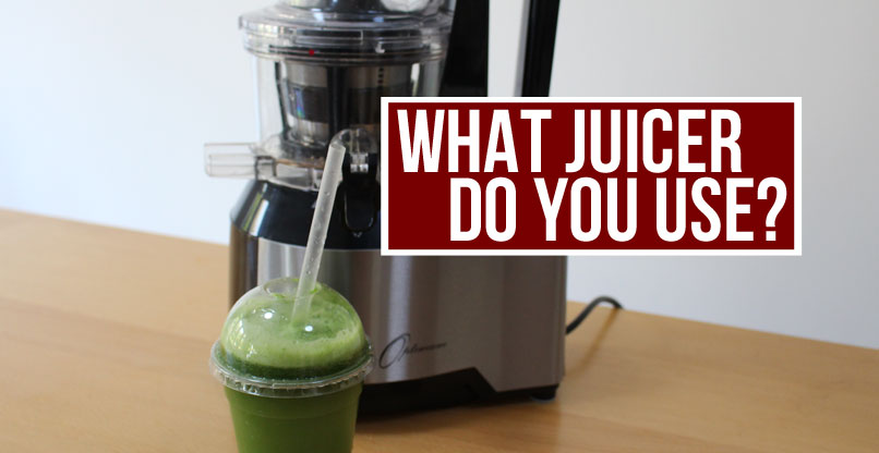 Juicing FAQs: What Juicer Do You Use?