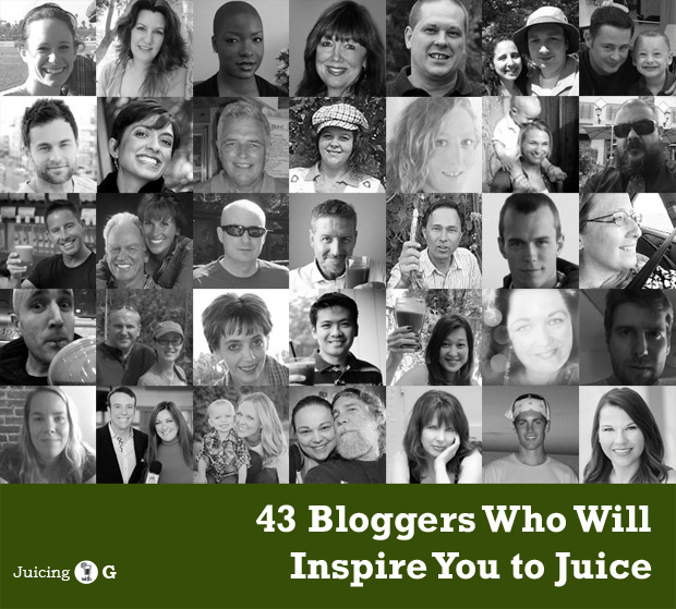 "Natural Juice Junkie a ""Blogger Who Will Inspire You To Juice"""