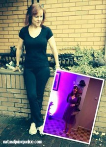 Goodbye Booze and Antidepressants - Juicing Gets Fiona High on Life
