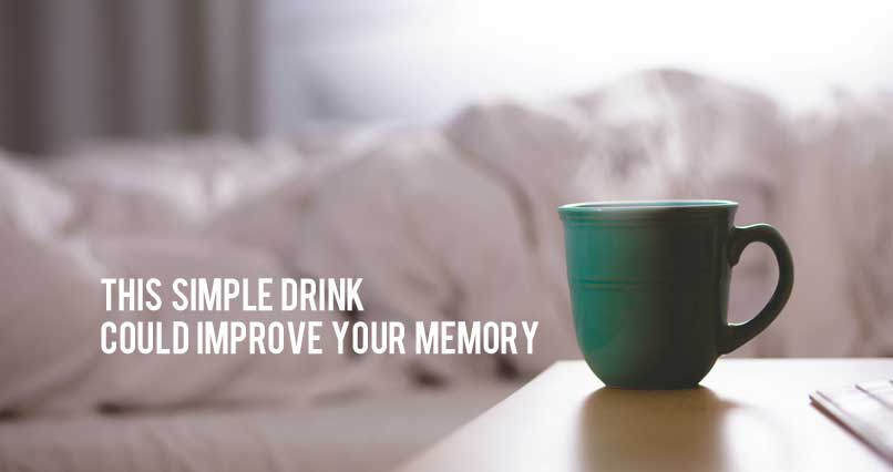 This Simple Drink Could Improve Your Memory!