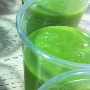 Juicing: The Seven-A-Day Green Juice Recipe