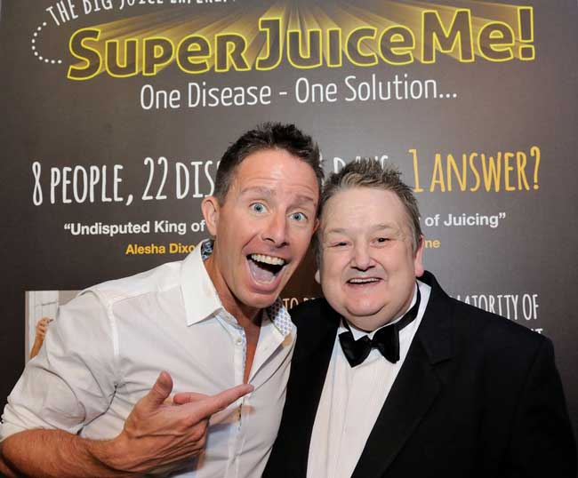 "Super Juice Me! Interview with Andy ""Super Juicer"" Morris"