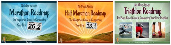 No Meat Athlete Training Roadmaps
