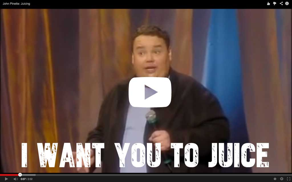 #‎FridayFunny‬: I Want You To Juice