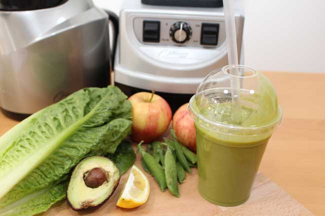 Green Dream Smoothie Juicing Recipe by Natural Juice Junkie
