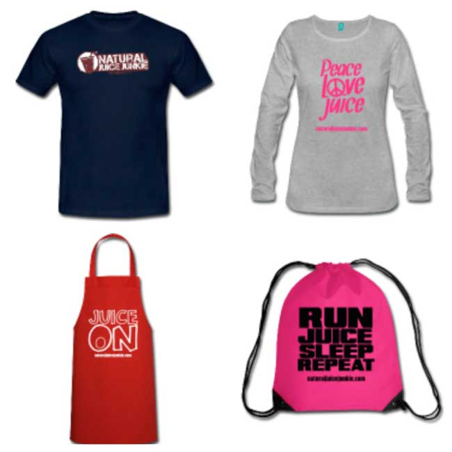 Juicing Apparel – Juicing Clothing and Accessories Store NOW OPEN!