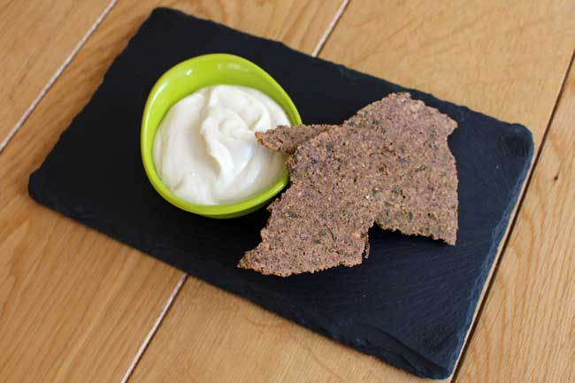 Raw Vegan Cream Cheese