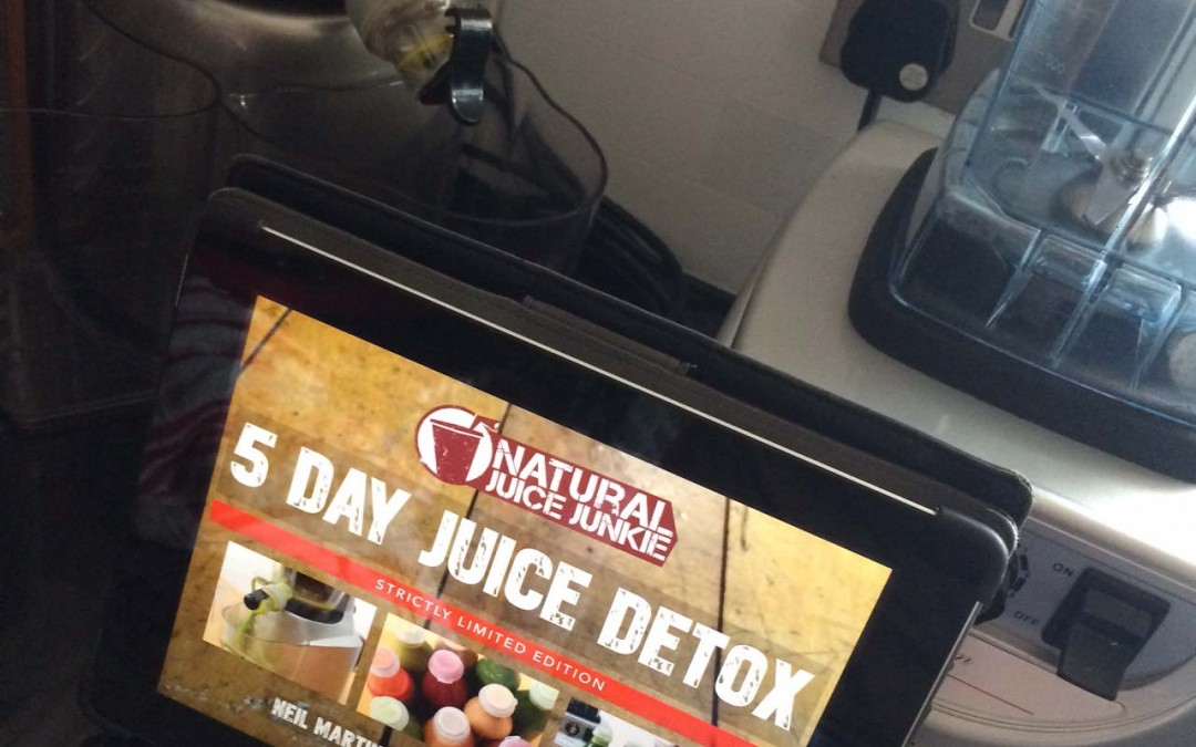 FREE Juicing eBook (Available For a Limited Time Only)