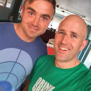 Neil Martin, Natural Juice Junkie meets Sergei Boutenko, the film maker responsible for Powered By Green Smoothies