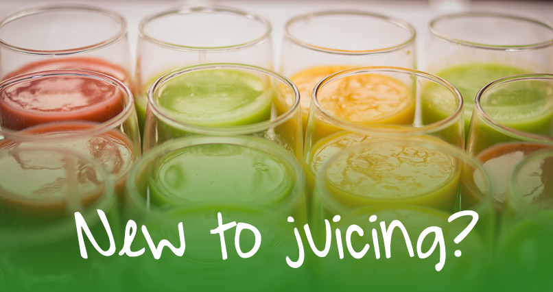 FREE juicing quick start guide