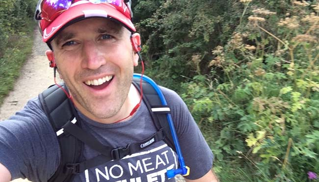 From Obese and Sick to 100 Mile Ultra-Marathon Runner