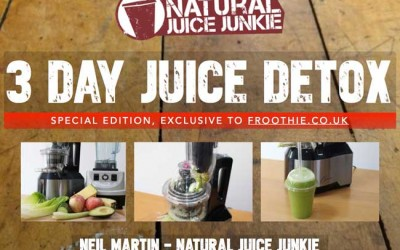 Another Free eBook – 3 Day Juice Detox