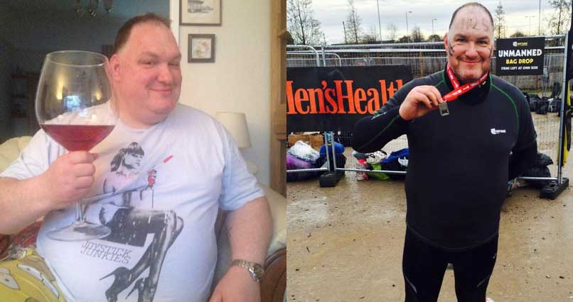 120 Pounds Lighter – Adam Juices His Way From Obesity to Athlete