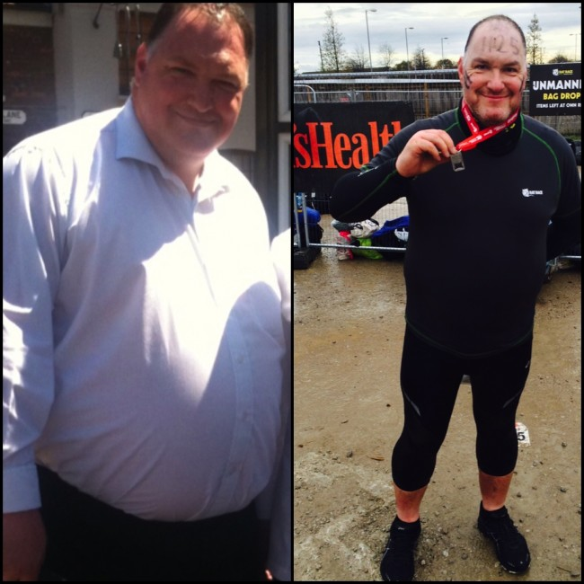 120 Pounds Lighter - Adam Juices His Way From Obesity to Athlete