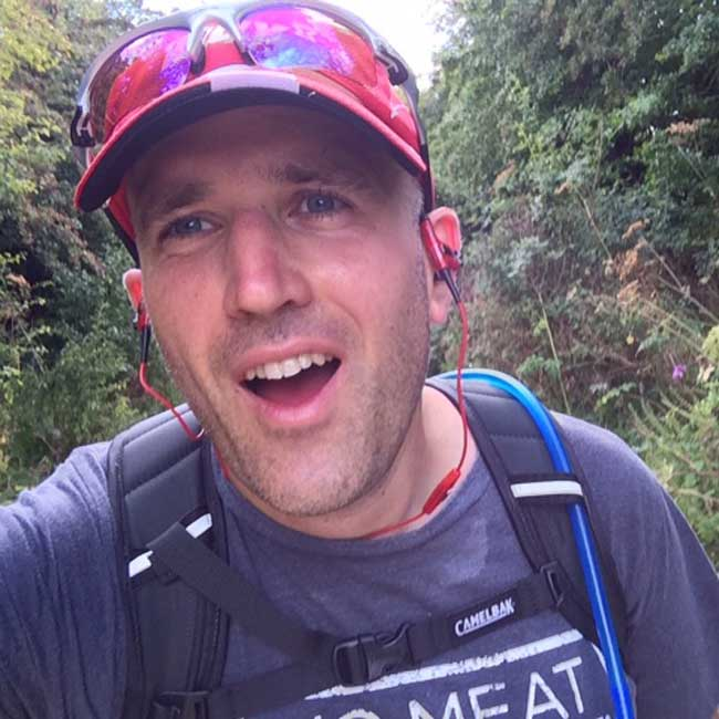 Running on Juice: My Next Challenge… And How YOU Can Help