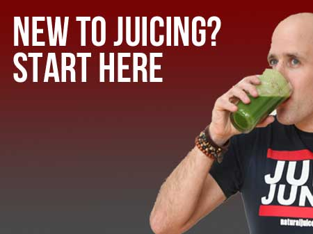 New to juicing? Start Here