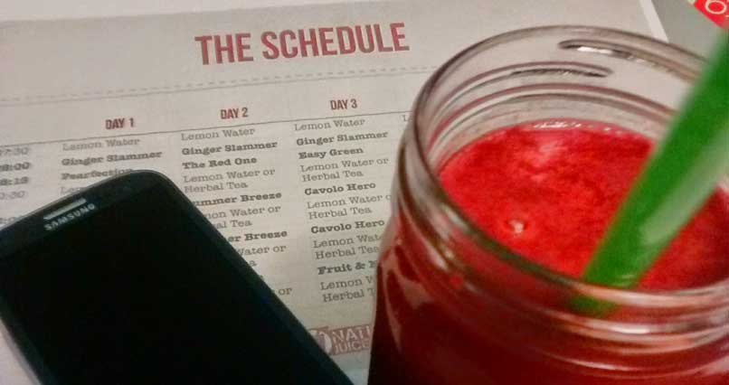Juicing Journal: Guided Juice Cleanse