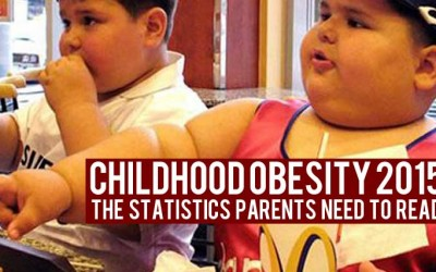 Childhood Obesity 2015 – The Statistics Parents Need to Read