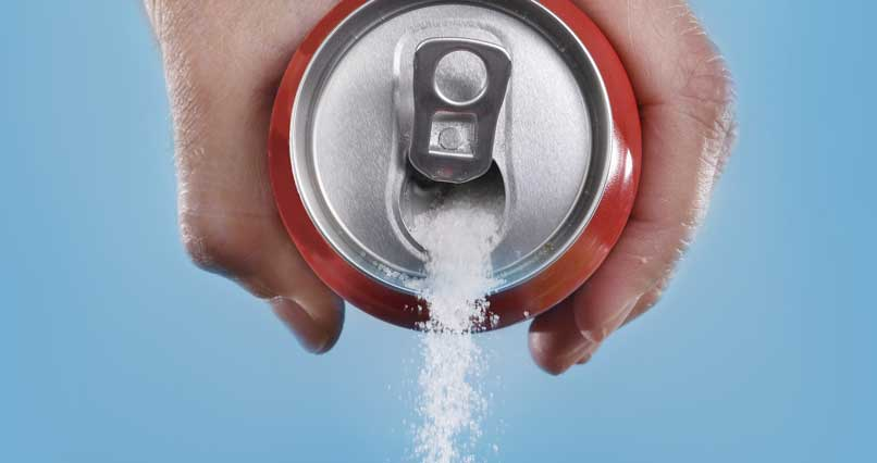 44 Teaspoons of Sugar in a Cinema Sized Coke
