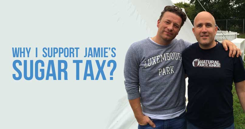 Sugar Rush: Jamie Oliver Calls for Sugar Tax on Soft Drinks