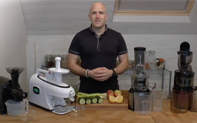 What is the Best Juicer to Buy? Slow Juicer Comparison