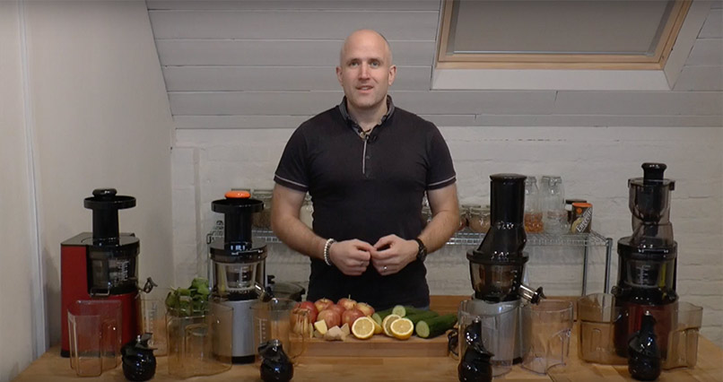 What is the Best Juicer to Buy? vertical Slow Juicer Comparison