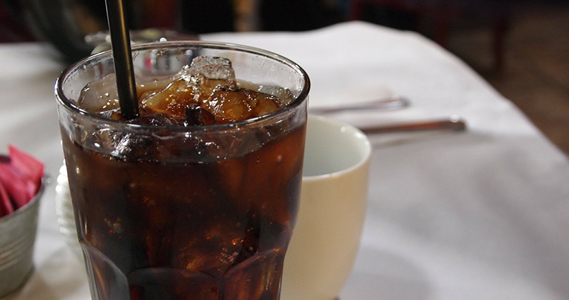 Sugary Drinks Double Cancer Risk