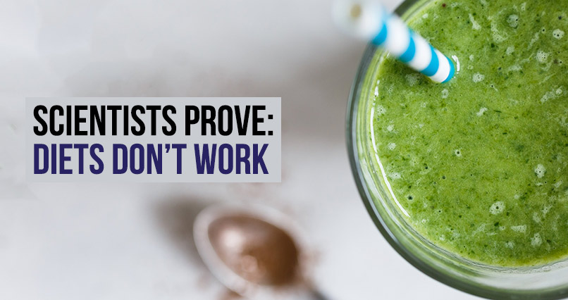 Don't Treat Juicing as a Fad Diet… Diets Do NOTHING