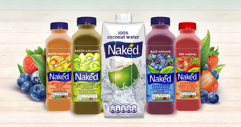 PepsiCo Sued Over 'Misleading' Marketing of Naked Juice