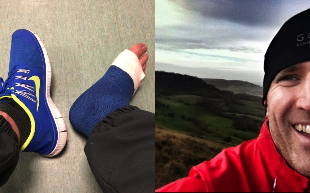 Coming Back From Injury – My Road to Recovery