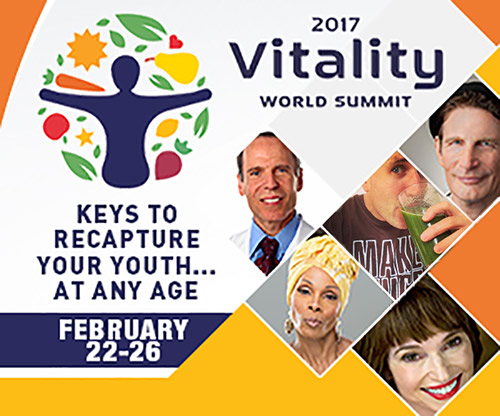 Vitality World Summit 2017