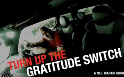 Turn Up The Gratitude Switch